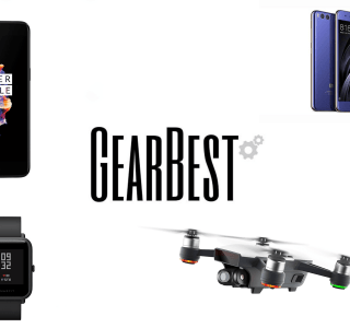 6 offres de la semaine sur GearBest : OnePlus 5, Xiaomi Mi 6, Redmi Note 4, DJI Spark, Lenovo ZUK Z2 Pro et Amazfit Watch Lite