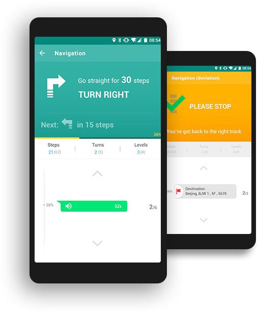 Microsoft lance une application sans GPS pour guider les personnes à l'intérieur des bâtiments