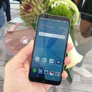 Prise en main du LG Q6 : le G6 bon marché pour les Millenials