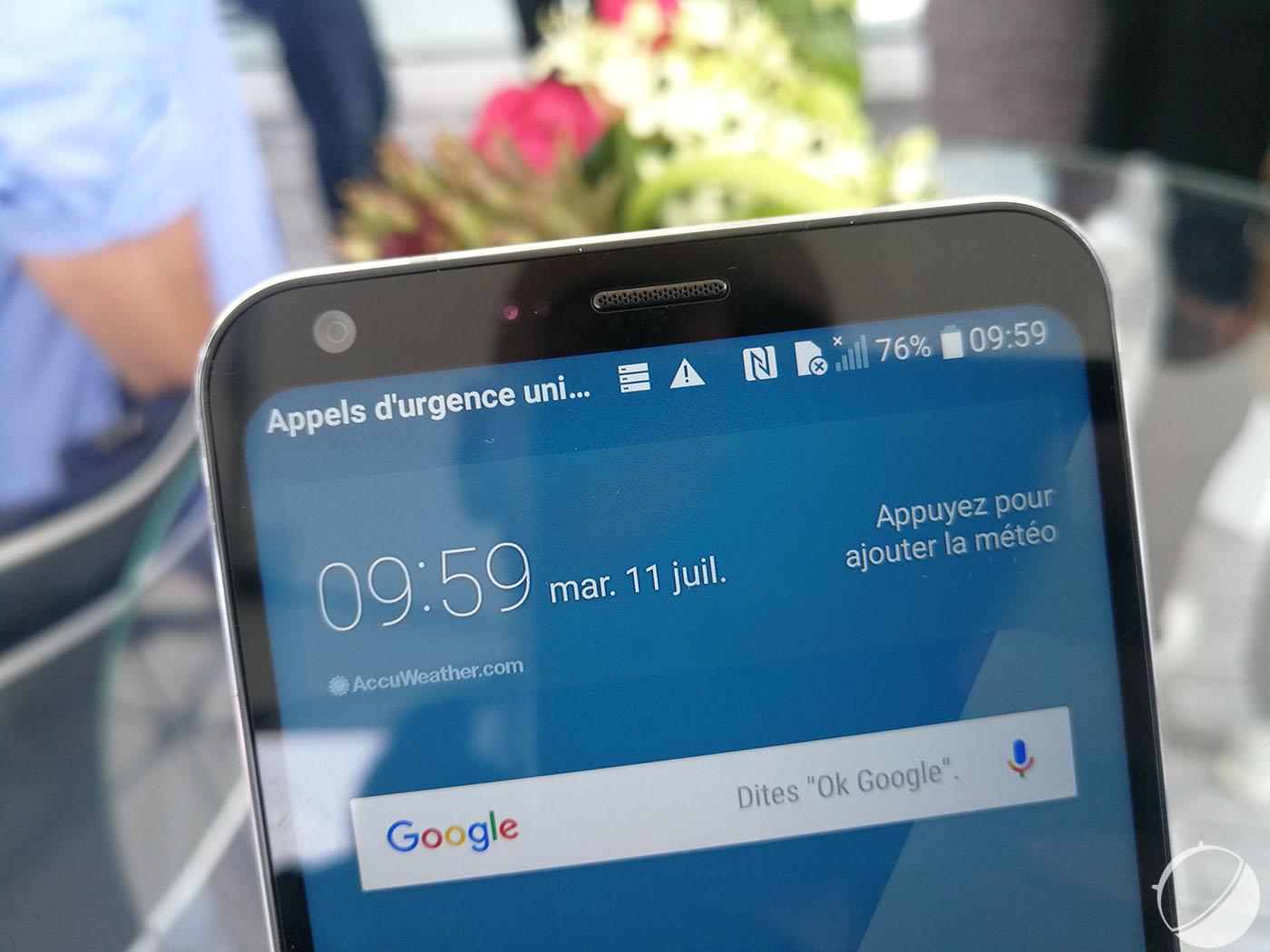 Tech'spresso : LG Q6, Galaxy Note 7 reconditionné et LG V30