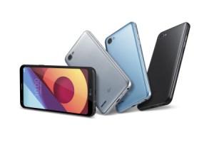 Voici le LG Q6, le premier petit smartphone «borderless»