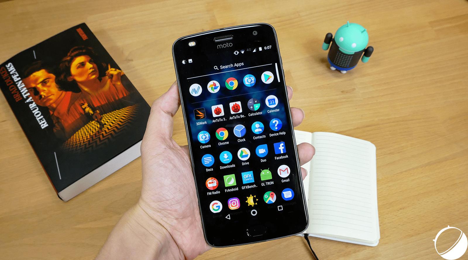 🔥 Bon plan : le Motorola Moto Z2 Play est à 349 euros avec le mod Caméra Hasselblad
