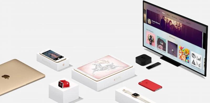 iOS 10.3.3, watchOS 3.2.3 et tvOS 10.2.2 : quelles sont les nouveautés ?