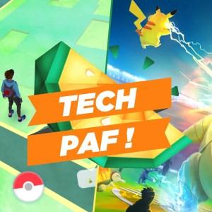 Buzz d'un été ou jeu à long terme, quel avenir pour Pokémon Go ? – Tech'PAF #16