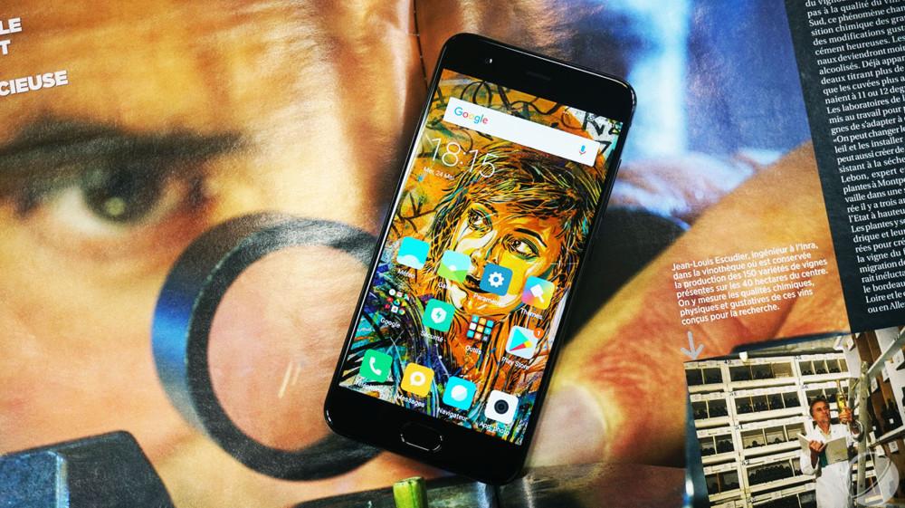 Xiaomi Mi 7 : une fiche technique partielle avec une énorme batterie de 4 480 mAh