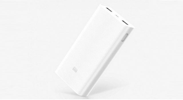 🔥 Bon plan : la batterie externe Xiaomi Power Bank 2 20 000 mAh et Quick Charge 3.0 passe à 23 euros