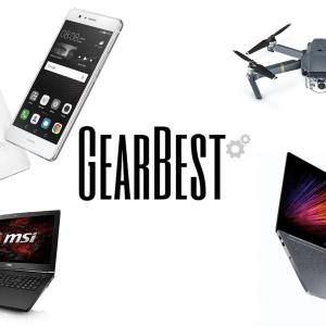 4 offres de la semaine sur GearBest : Xiaomi Air 13, MSI GL62M, DJI Mavic Pro et Huawei P9 Lite