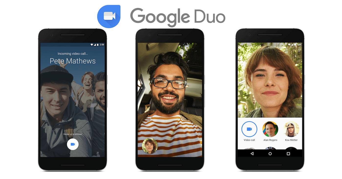 Duo, le FaceTime de Google, va vous permettre de dessiner sur vos messages vidéo