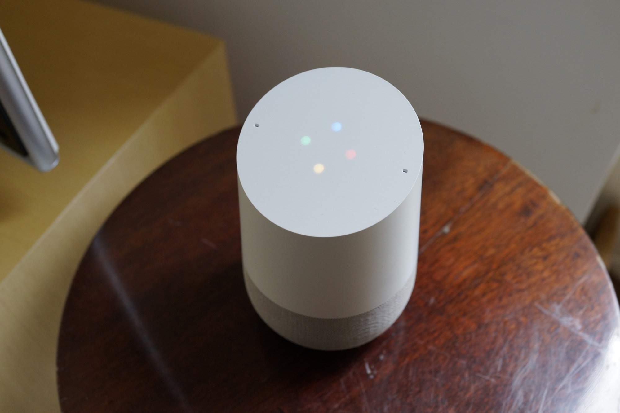 Google Home : le Bluetooth est disponible et Spotify Free fonctionne