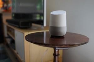 Test du Google Home en français : Google Assistant à portée de voix