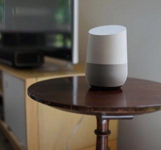 Google (Nest) Home : une nouvelle génération serait prévue avec un meilleur son