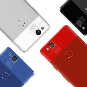 Google Pixel 2: des bords à presser comme le HTC U11?