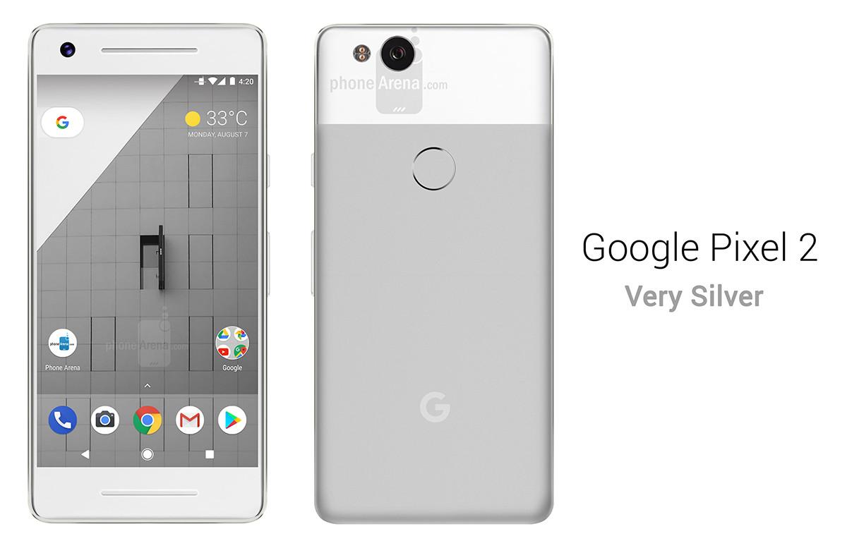 Google Pixel 2 (XL) : une grande partie de leur fiche technique en fuite