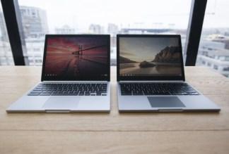 Il est question d'un nouveau Chromebook Pixel, et d'une version mini du Google Home