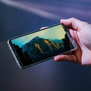 LG G7 : un nom apparemment inchangé et une charge plus rapide