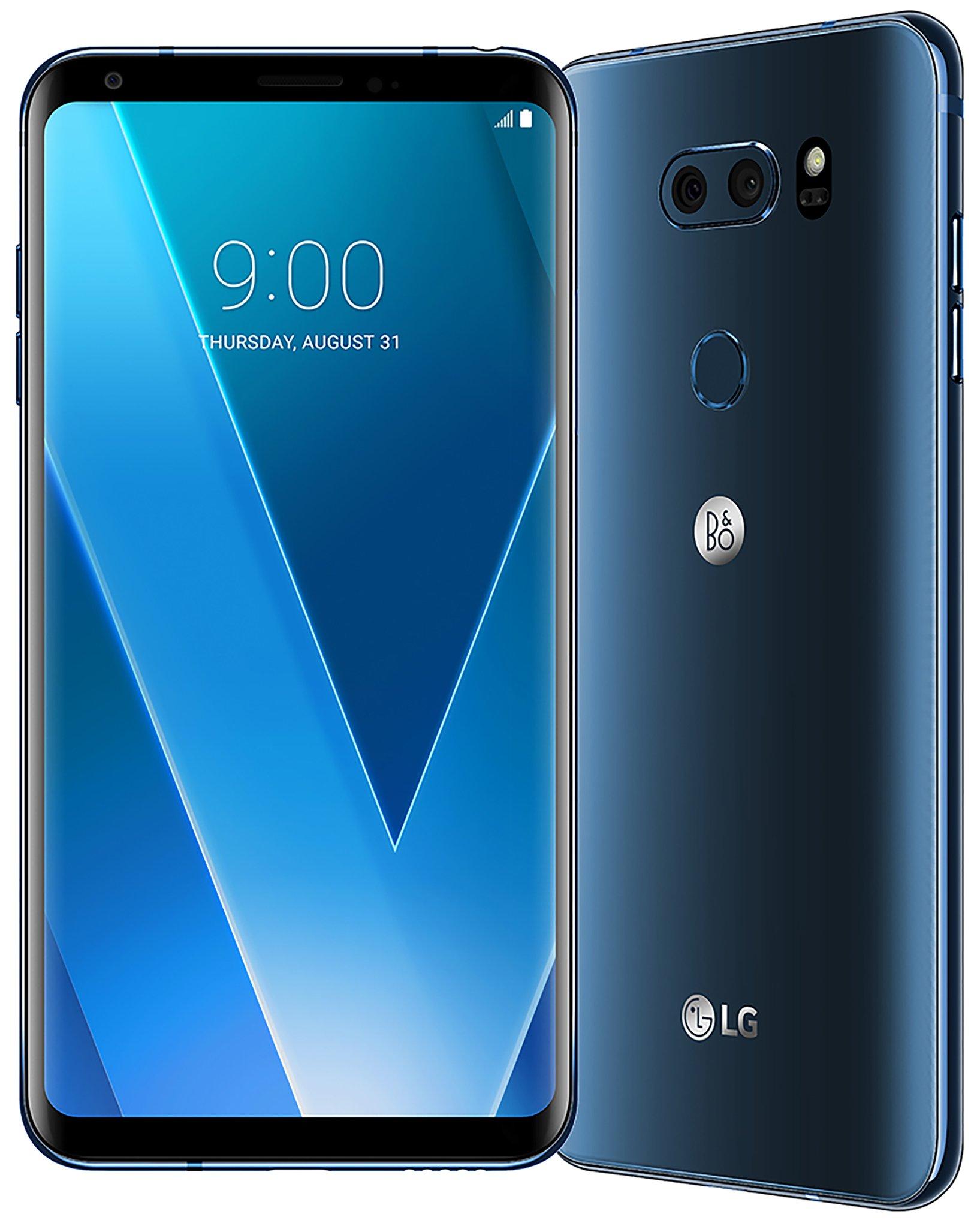 Découvrez le LG V30 sous toutes ses couleurs