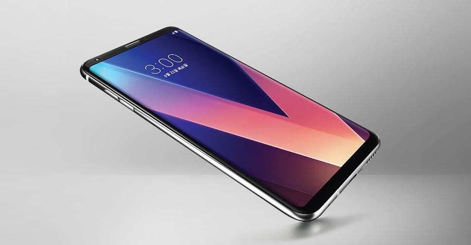 LG V30 : une date de sortie en France et un prix inférieur à celui du Galaxy Note 8 – IFA 2017