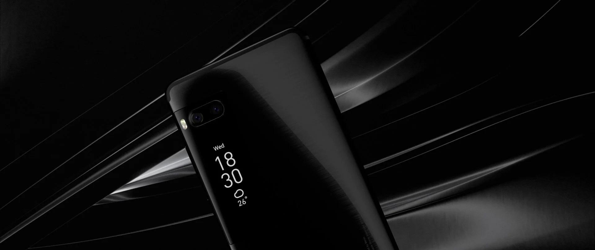 Meizu : après le scanner d'empreinte, le capteur photo sous écran pourrait devenir réalité