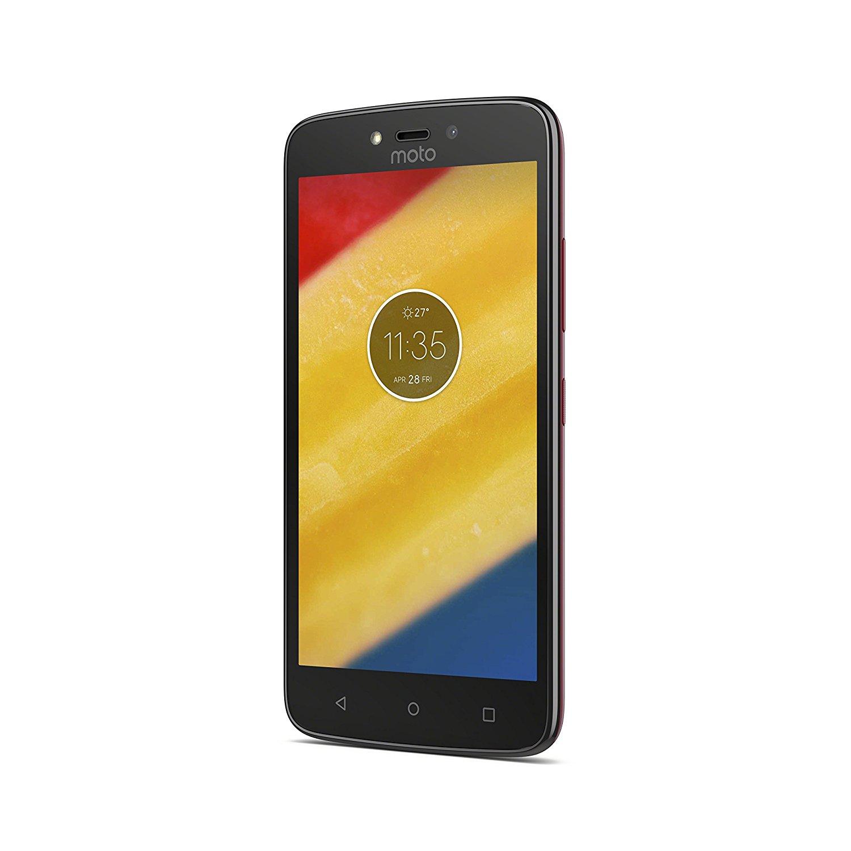 🔥 Bon plan : le Motorola Moto C Plus à 79,9 euros au lieu de 129,99 euros