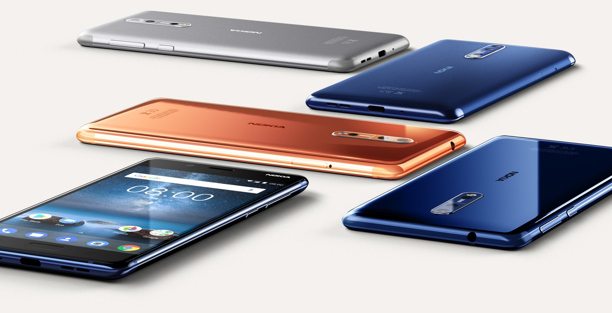 MWC 2018 : Nokia promet des annonces « stupéfiantes »