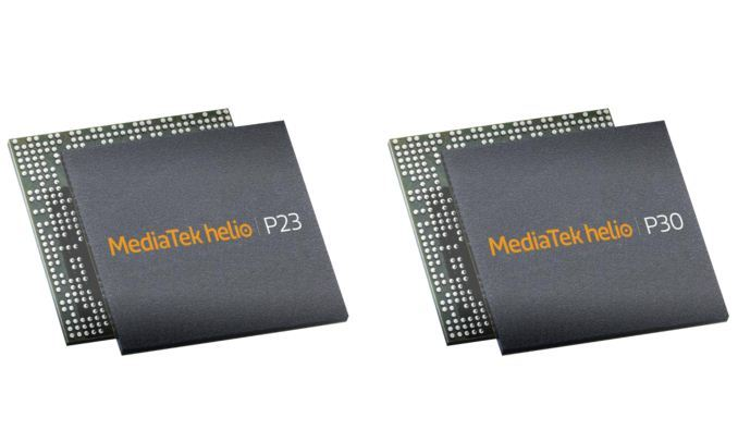 MediaTek officialise deux nouvelles puces pour les smartphones de milieu de gamme