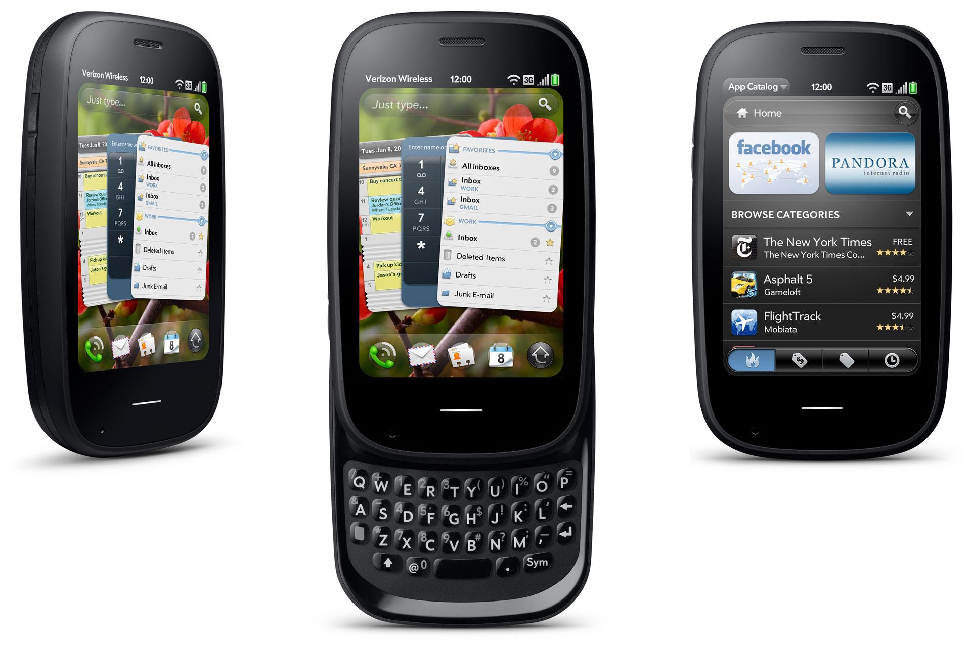 Après Alcatel et BlackBerry, la marque Palm va faire son retour