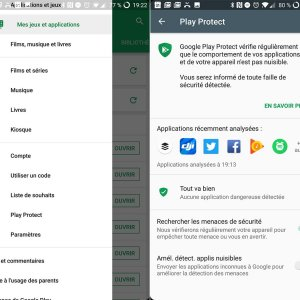 Google Play Protect: comment fonctionne l'anti-malware pour les applications Android