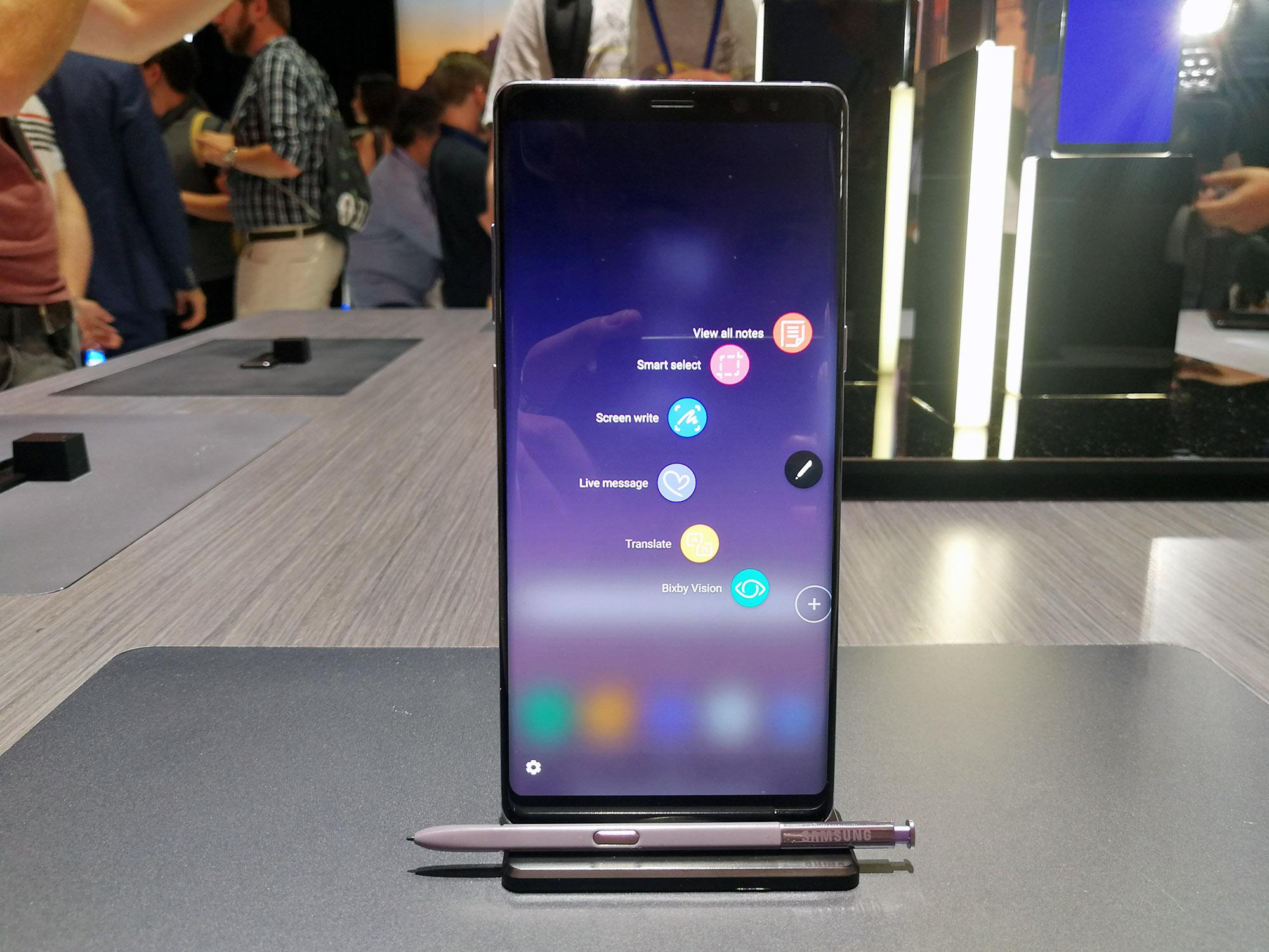 Samsung Galaxy Note 8 : en Inde pré-enregistrez-vous pour ne pas louper les précommandes