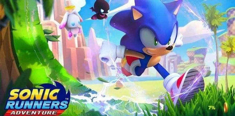 Sonic Runners Adventure enfin disponible en France