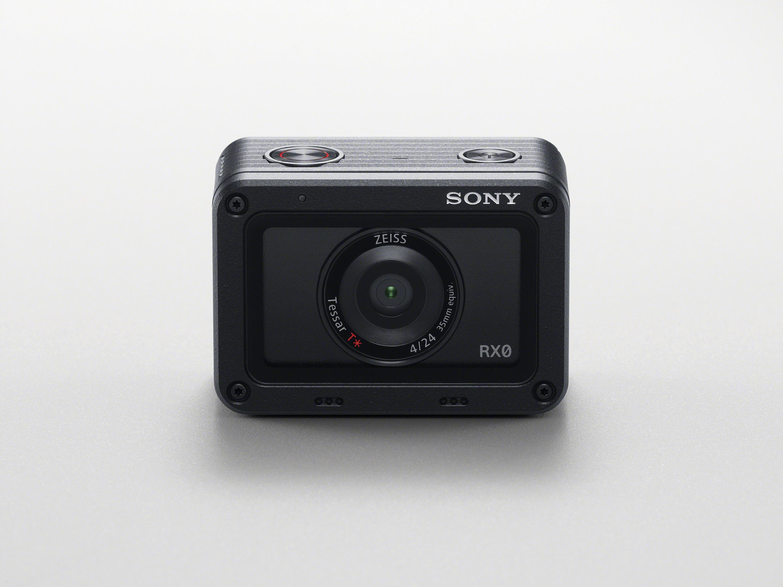 Sony RX0 : la caméra miniature qui ringardise la GoPro Hero5