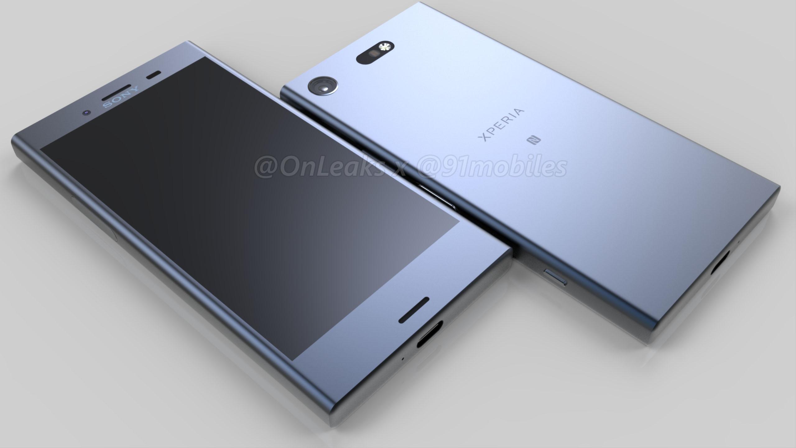 Fuite des prix, les Sony Xperia XZ1 et XZ1 Compact ne seront pas donnés