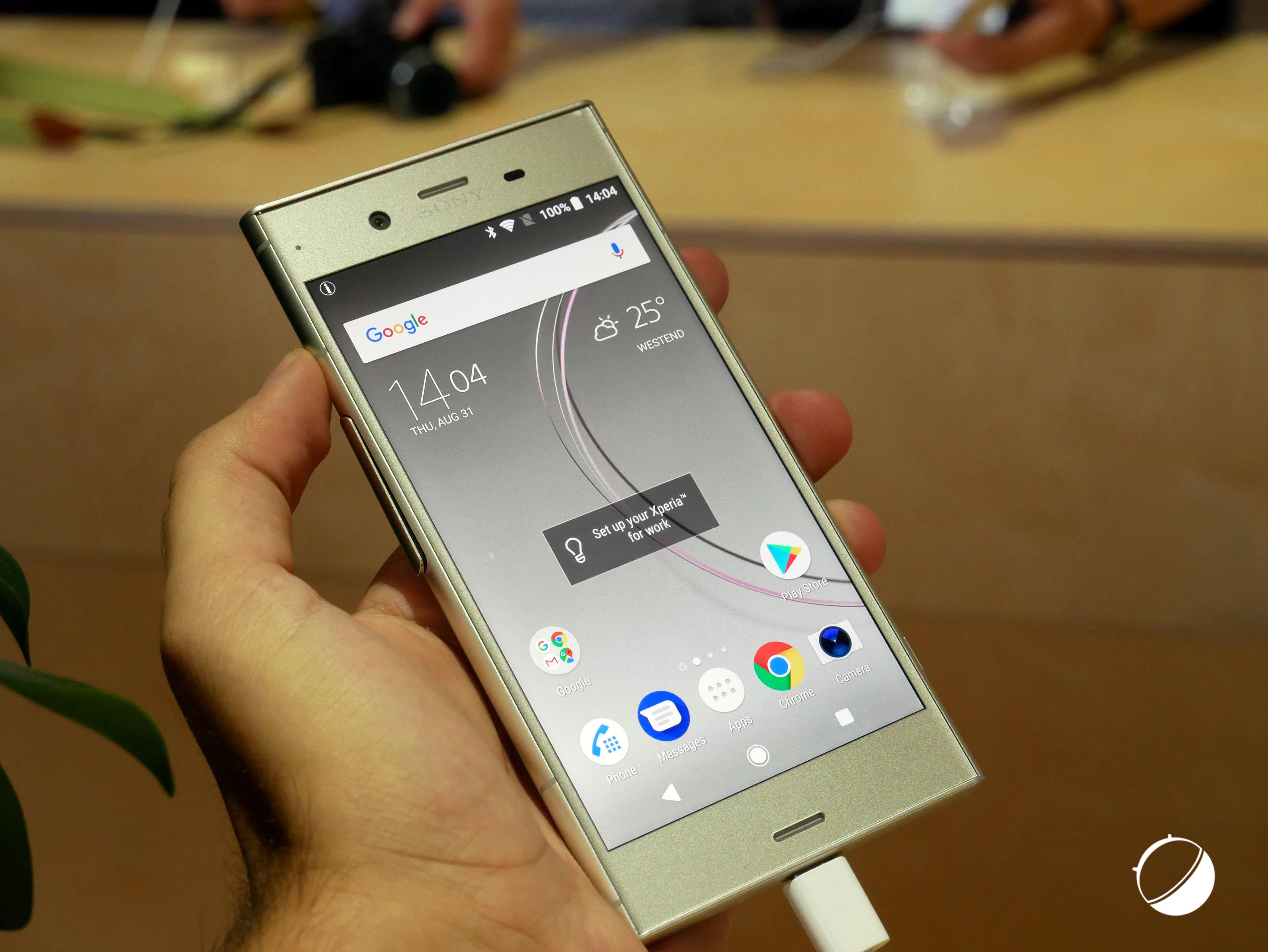 Adieu OmniBalance, Sony veut changer le design de ses smartphones
