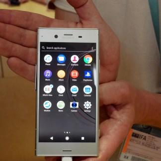 Prise en main des Sony Xperia XZ1et XZ1 Compact:à chacun sa bonne surprise