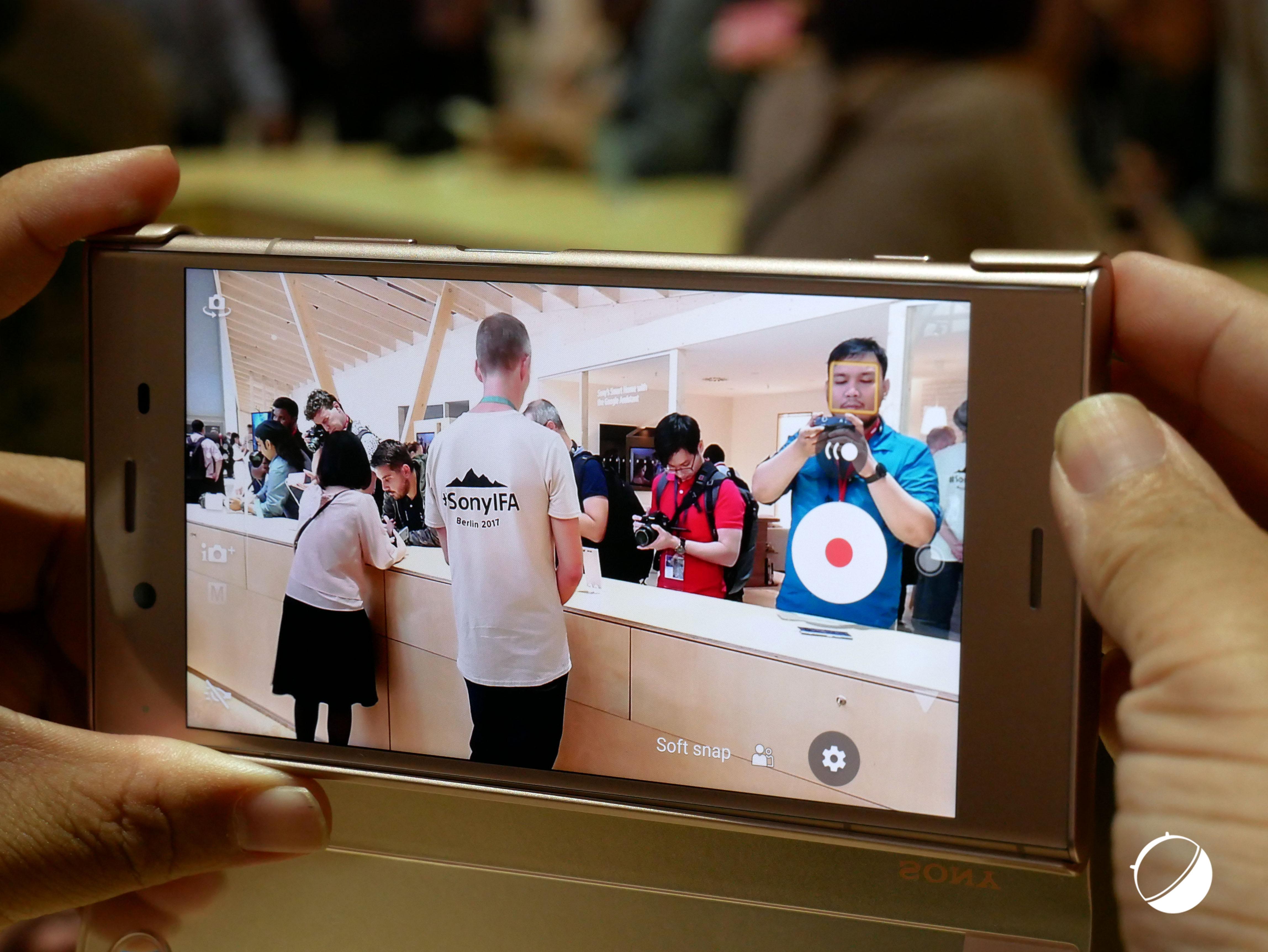 Sony envisage un design borderless pour ses prochains smartphones