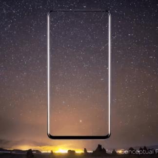 Le design du Xiaomi Mi Mix 2 en partie dévoilé par le designer Philippe Starck