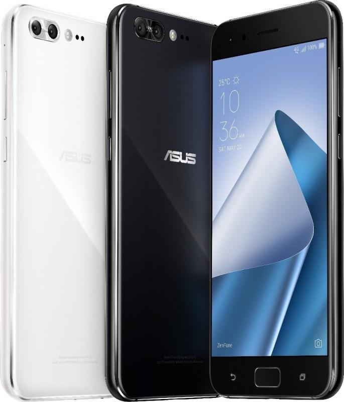 Asus lance le Zenfone 4 Pro au prix d'un iPhone 8 Plus