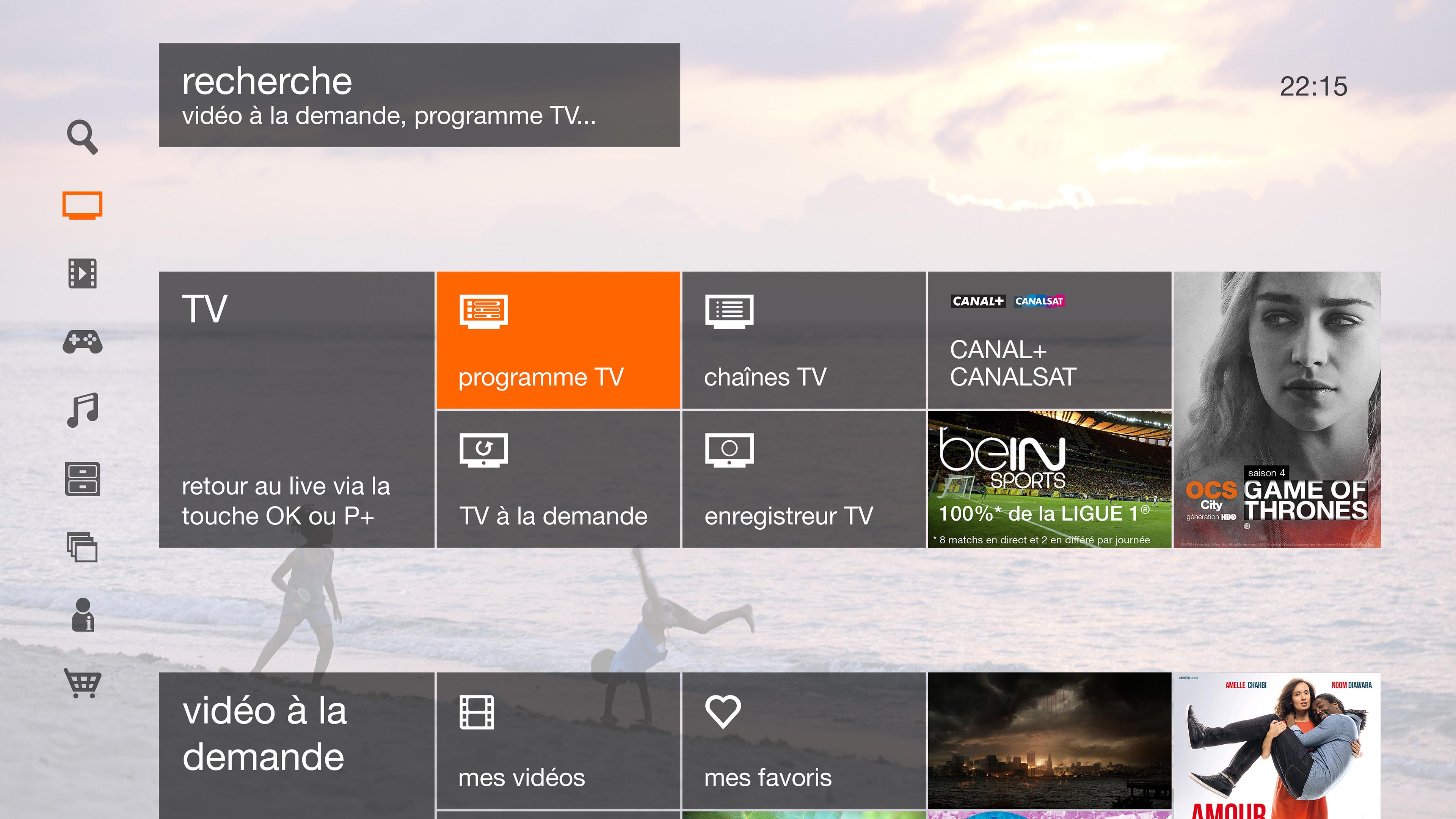 Orange pourrait commercialiser deux téléviseurs 4K sous sa marque