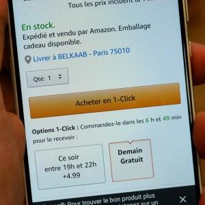 Amazon: comment un brevet expiré peut nous pousser à acheter par erreur sur le web