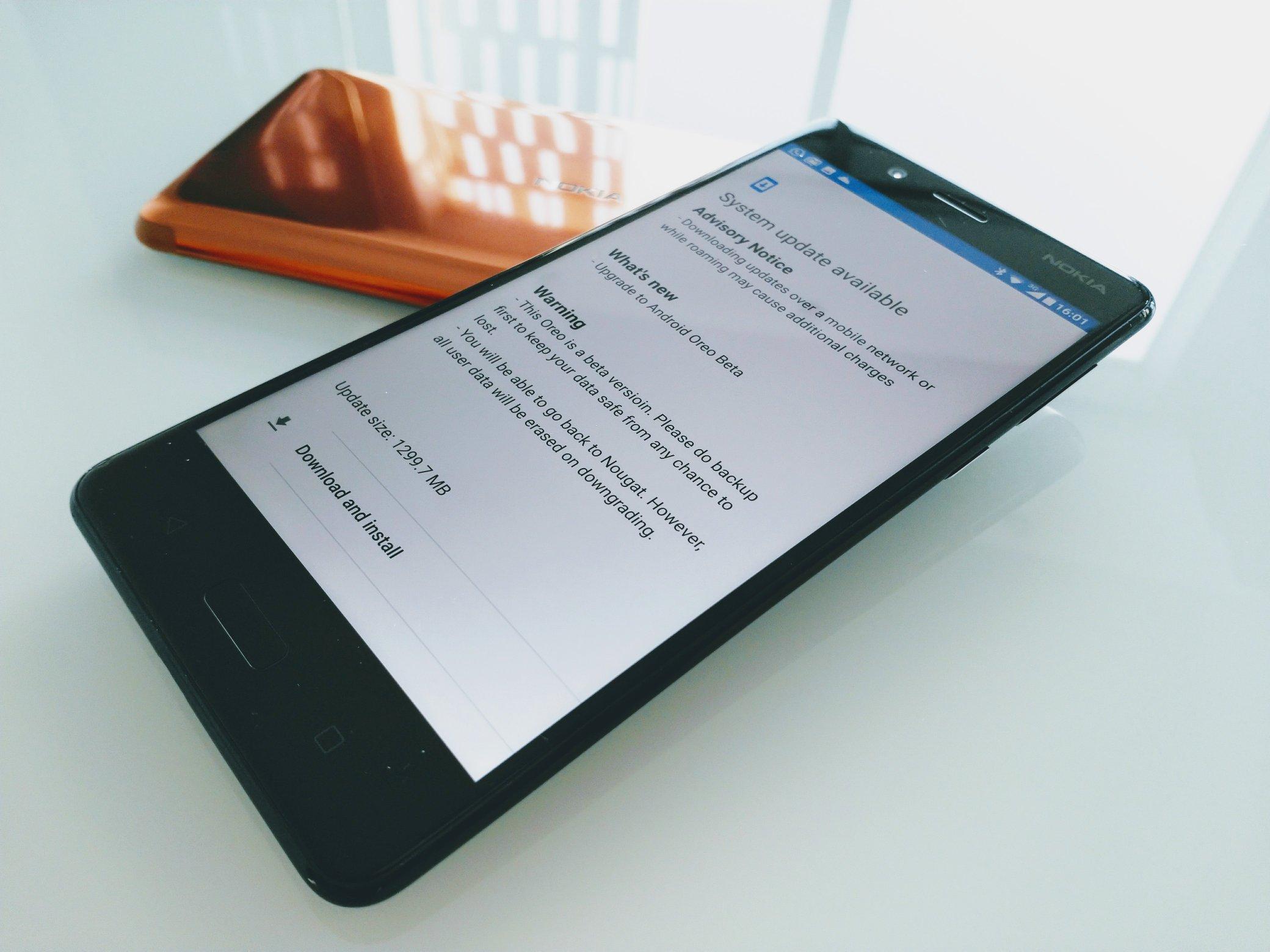 Nokia 8 : devant la déception des fans, HMD fait machine arrière