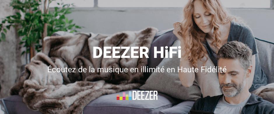 Deezer HiFi : le FLAC en streaming désormais accessible à tous