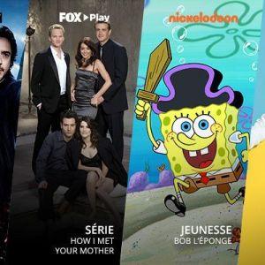 Start by Canal : SVOD et TV en ligne à petit prix