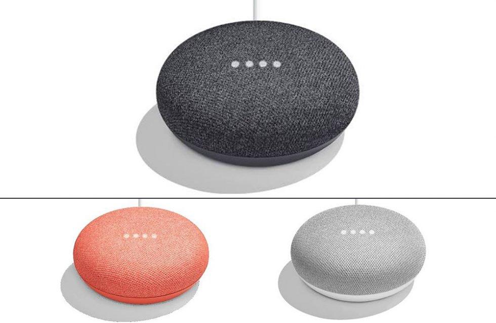 Google Home Mini : un revendeur confirme le petit prix et la date de sortie