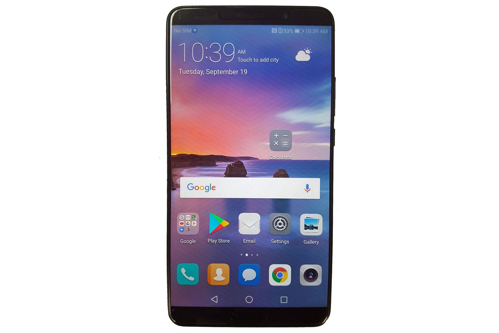 Huawei Mate 10 : une nouvelle photo du téléphone fait surface