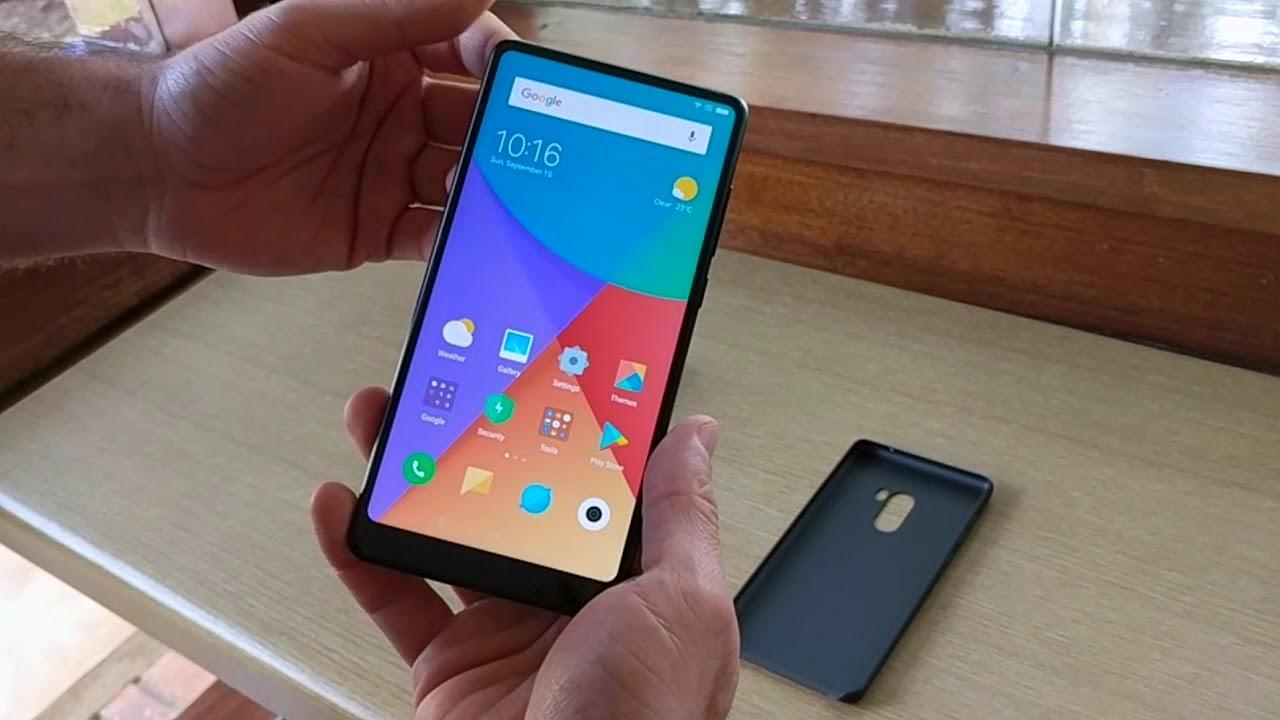 Xiaomi Mi Mix 2: déjà 300 000 inscriptions en une journée