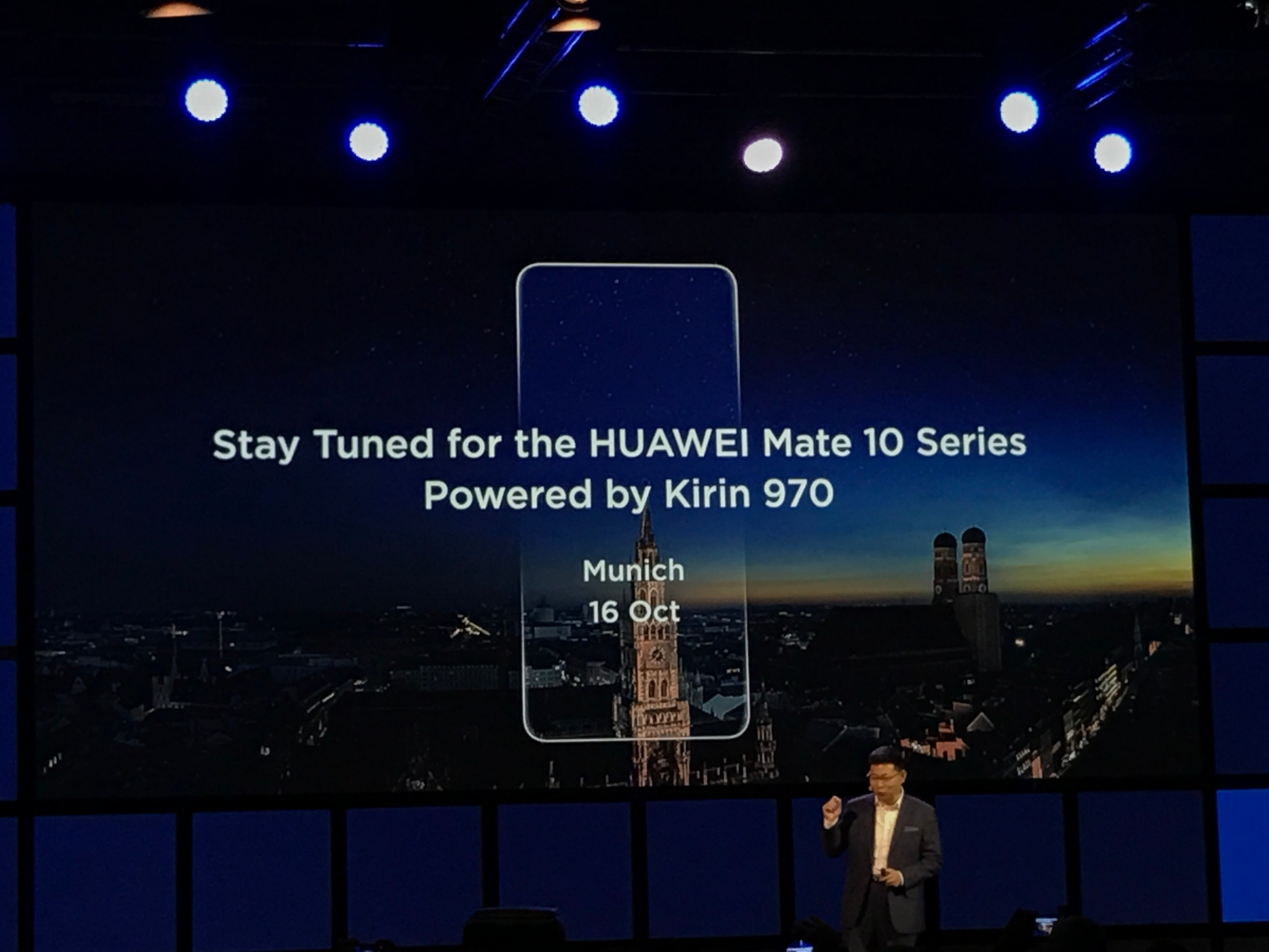 Huawei Mate 10 : officialisé le 16 octobre avec son écran « full display »
