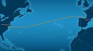Facebook et Microsoft : record, un débit de 160 Tbit/s entre l'Amérique du Nord et l'Europe