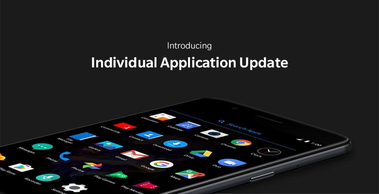 OnePlus 3/3T/5 : les applications natives sur le Play Store pour des MAJ plus rapides