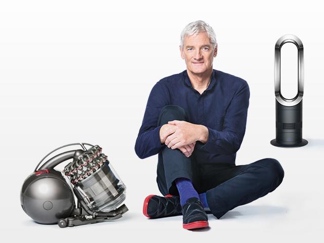 Dyson lancera une voiture électrique dérivée…de ses aspirateurs