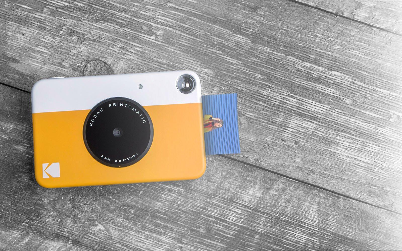 Kodak Printomatic : un appareil photo à la fois instantané et numérique