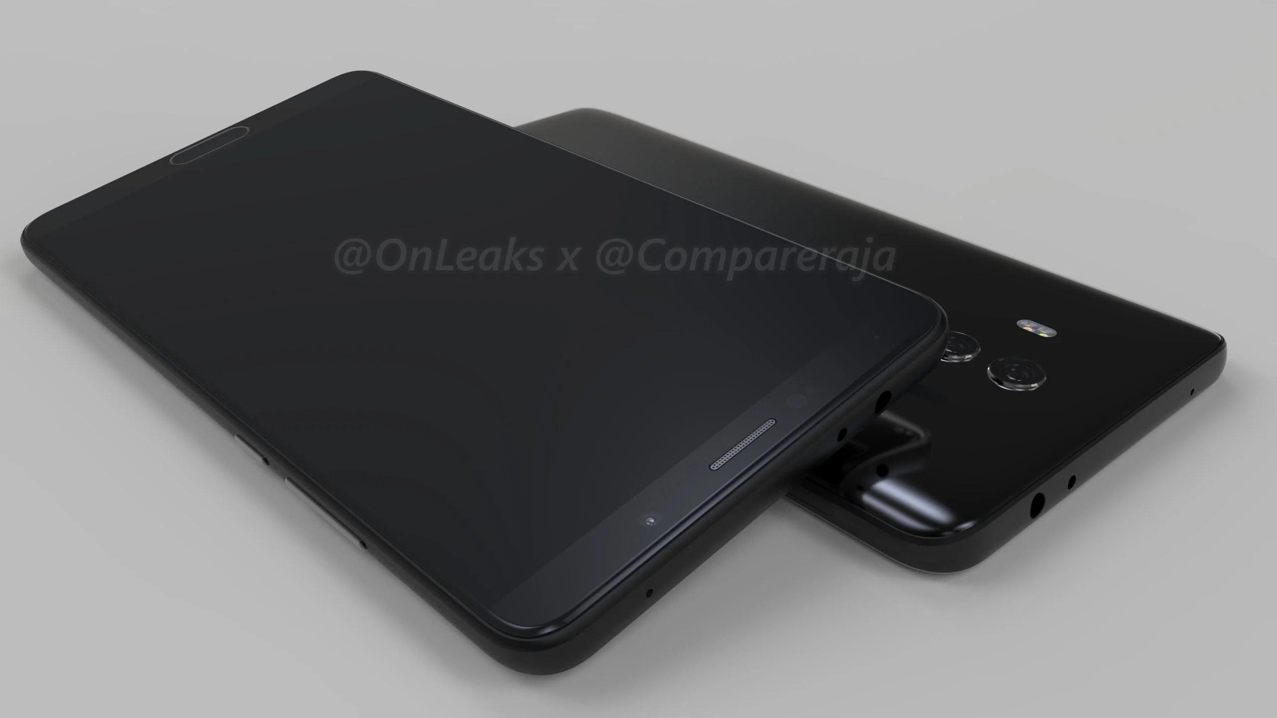 Huawei Mate 10 : les premières images révèlent certaines surprises